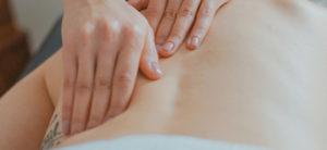 Il massaggio linfodrenante