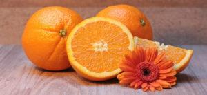 Trattamento alla vitamina C per il viso